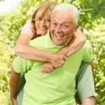 Gesund und ausgeglichen Altern